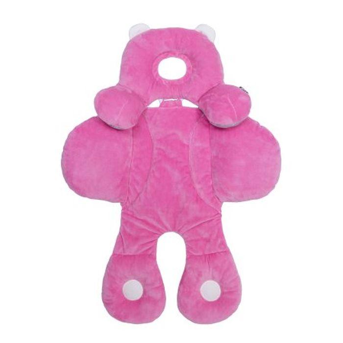 Wkładka do fotelika samochodowego 0-13 kg redukcyjna dla niemowląt Ben Bat Różowy