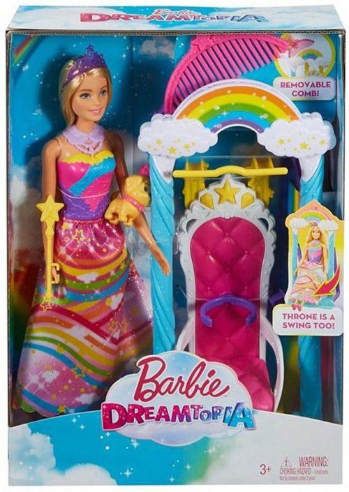 Lalka Barbie Dreamtopia Mattel FJD06