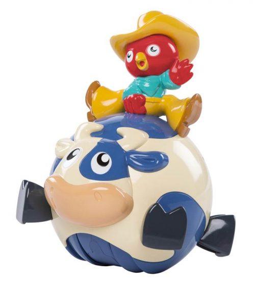 Kogut na rodeo 11467,  Bright Starts muzyczna zabawka dla dzieci