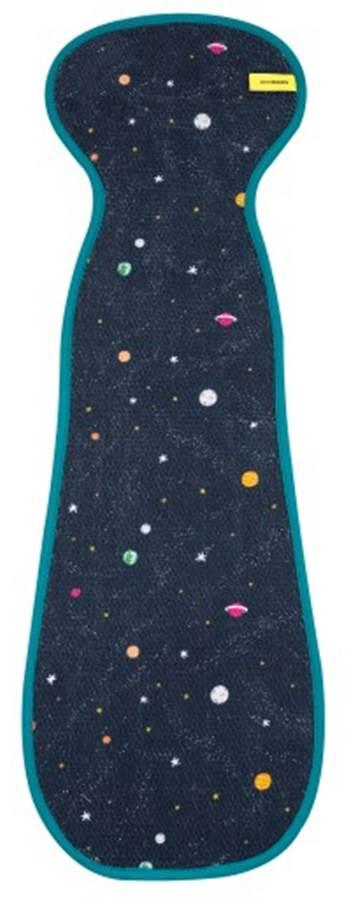 Wkładka do fotelika samochodowego pokrowiec do fotelika 15-36 kg zapobiegający poceniu, AeroMoov Stars Planets