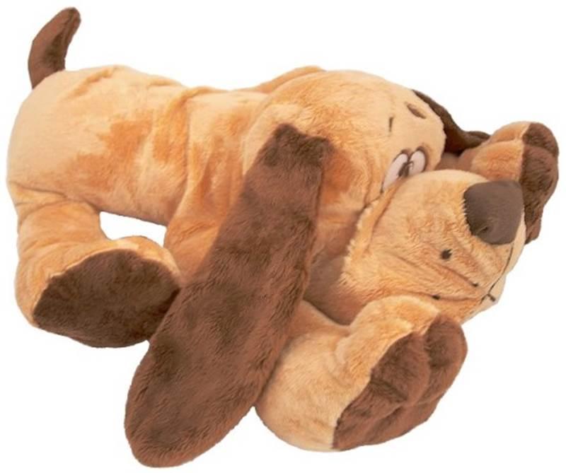 Zabawka pluszowy piesek Ado 38 cm brązowy Beppe