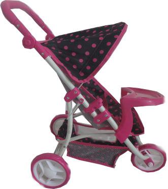 Wózek dla lalki wózek lalkowy Alexis
