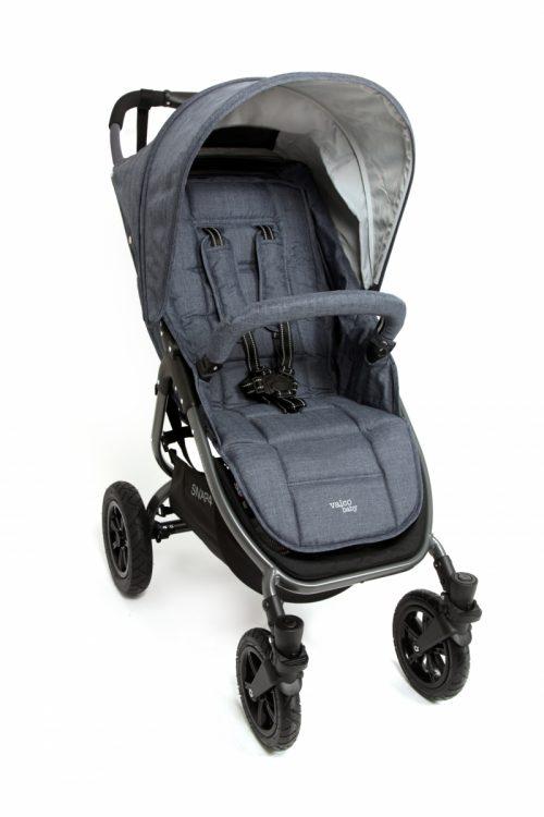 Wózek Snap 4 VS Sport Tailor Made limitowana edycja Valco baby pompowane koła