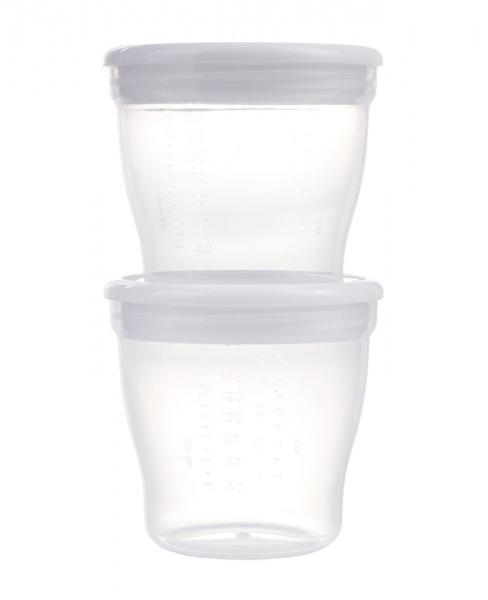 Pojemniki do przechowywania pokarmu Canpol Babies 180 ml - 4 szt.