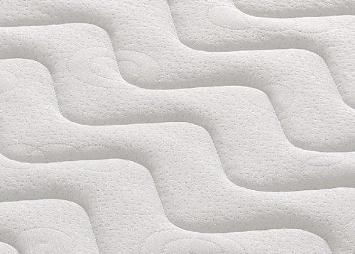 Materac lateksowy do łóżeczka 140x70 Kazumi Gel Tecomat  pokrowiec kolka