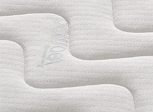 Materac lateksowy do łóżeczka dziecięcego 120x60 Kazumi Gel Tecomat  pokrowiec Teomed