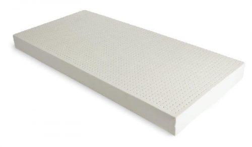 Materac lateksowy 160x80 Noriko tecomat pokrowiec kółka