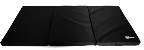 Materacyk do łózeczka turystycznego składany pianowy kolor czarny