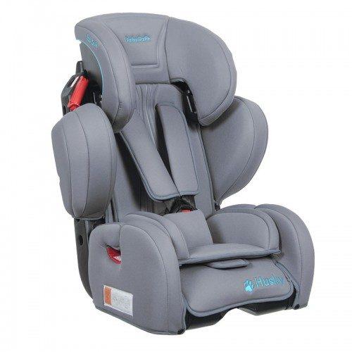 Fotelik samochodowy 9-36 kg Husky Sip BabySafe Limited Edition