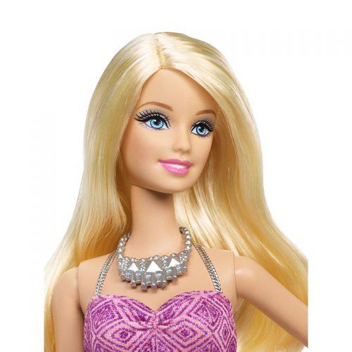 Lalki Barbie z serii Fashionistas - modne przyjaciółki 3 wzory Mattel BCN38