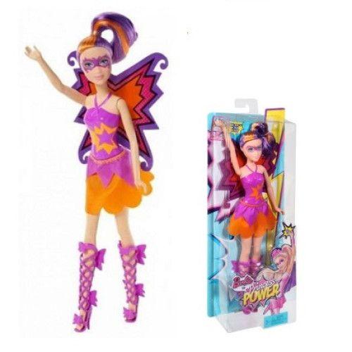 Barbie lalka - Bliźniaczki w kostiumach na bal maskowy Mattel Fioletowy CDY66