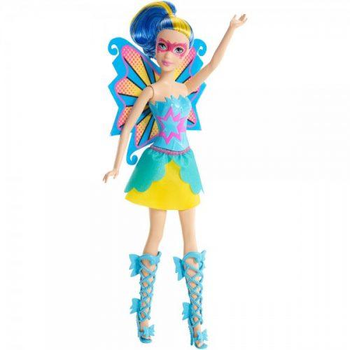 Lalka Barbie - Bliźniaczki w kostiumach na bal maskowy Mattel Turkusowy CDY67