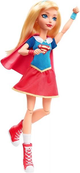Barbie Lalki Superbohaterki - Mattel SuperGirl DLT63