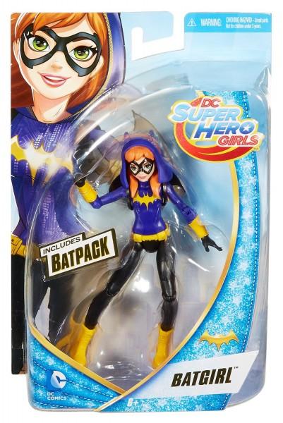 Barbie Figurki Superbohaterki DMM32 DMM35 BatGirl
