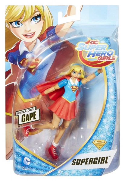 Barbie Figurki Superbohaterki DMM32 DMM34 SuperGirl