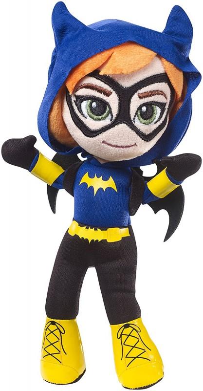 Barbiei superbohaterki - miniprzytulanki DWH55 lalka przytulanka DVH58