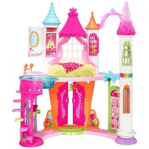 Barbie królewski pałac słodkości DYX32 dla lalki
