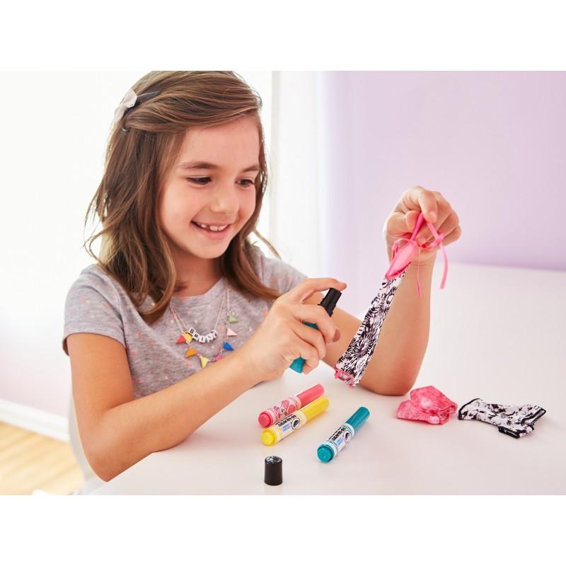 Barbie Zrób to sama - Stylowe Szablony ubrania dla lalki FPW12