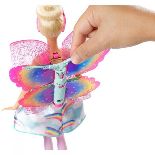 Barbie Dreamtopia - Magiczne włosy księżniczki lalka barbie FRB12