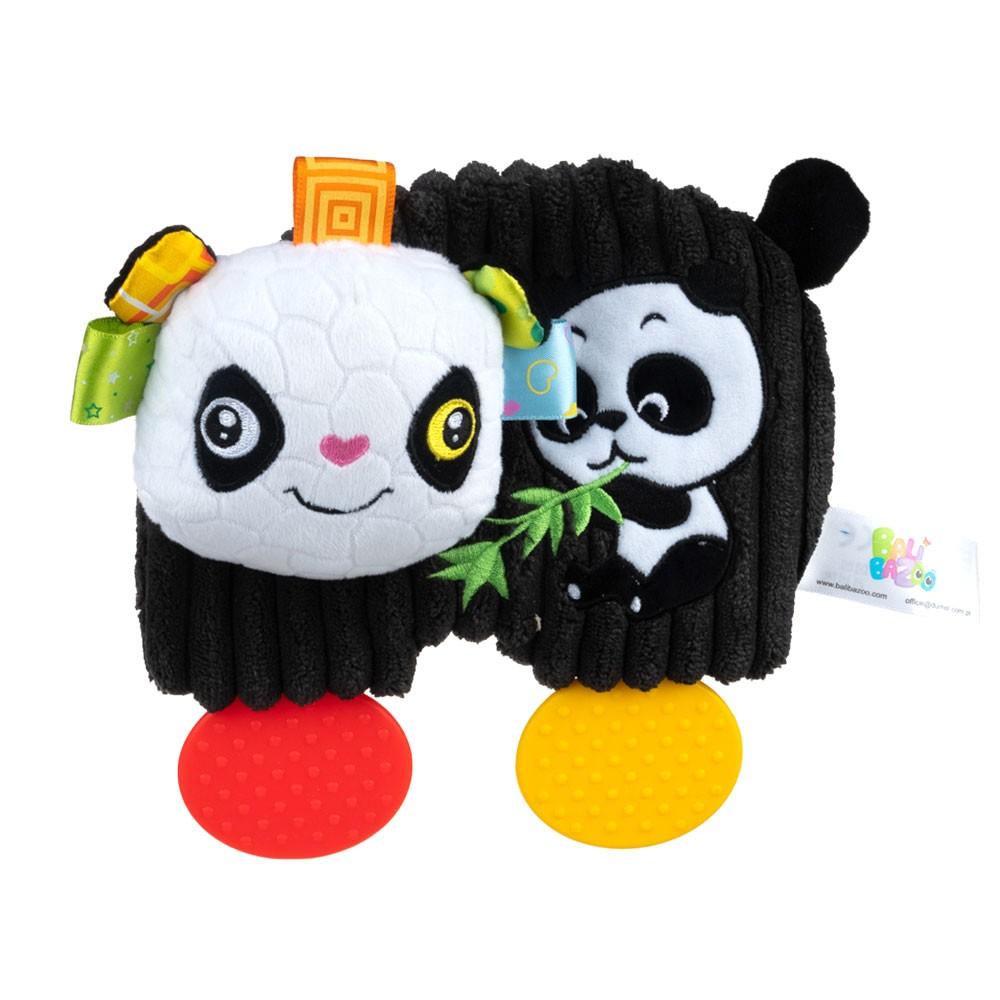 Gryzak maskotka dla dziecka Panda Emma BaliBaZoo Dumel