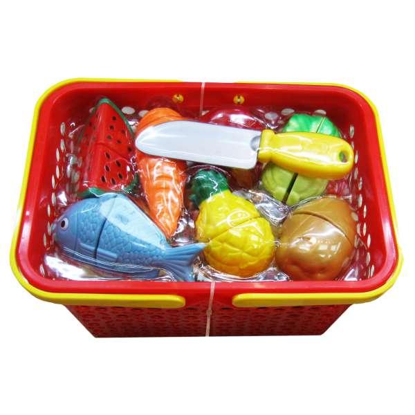 Macyszyn warzywa do krojenia w koszyku