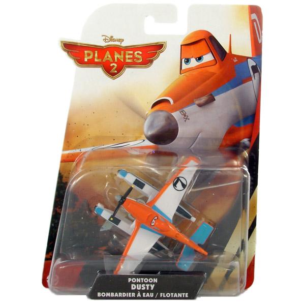 Samoloty filmowe Fire and rescue z bajki Disneya Samolot Planes CBK60 Dusty Pontoon