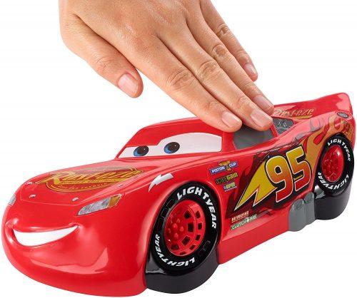 Cars Gra Gazujący Cars FFK03 nowa wersja pierdzioszka