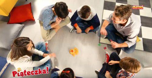 Gra pięteczeczka DD1264_1073 gra dla dla dzieci od 6+ Dumel DD10264