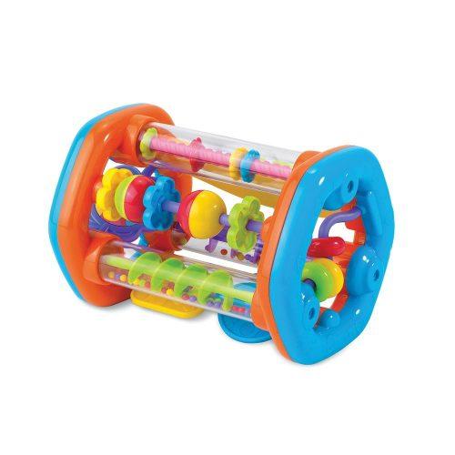 Zakręcony Roler Dumel - 8 aktywnych zabawek 6m+ DD42307