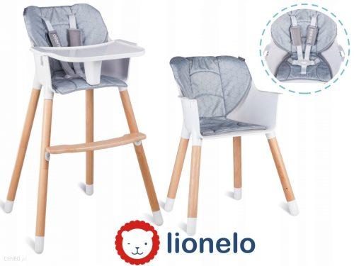 Krzesełko do karmeinia Koen Grey Lionelo