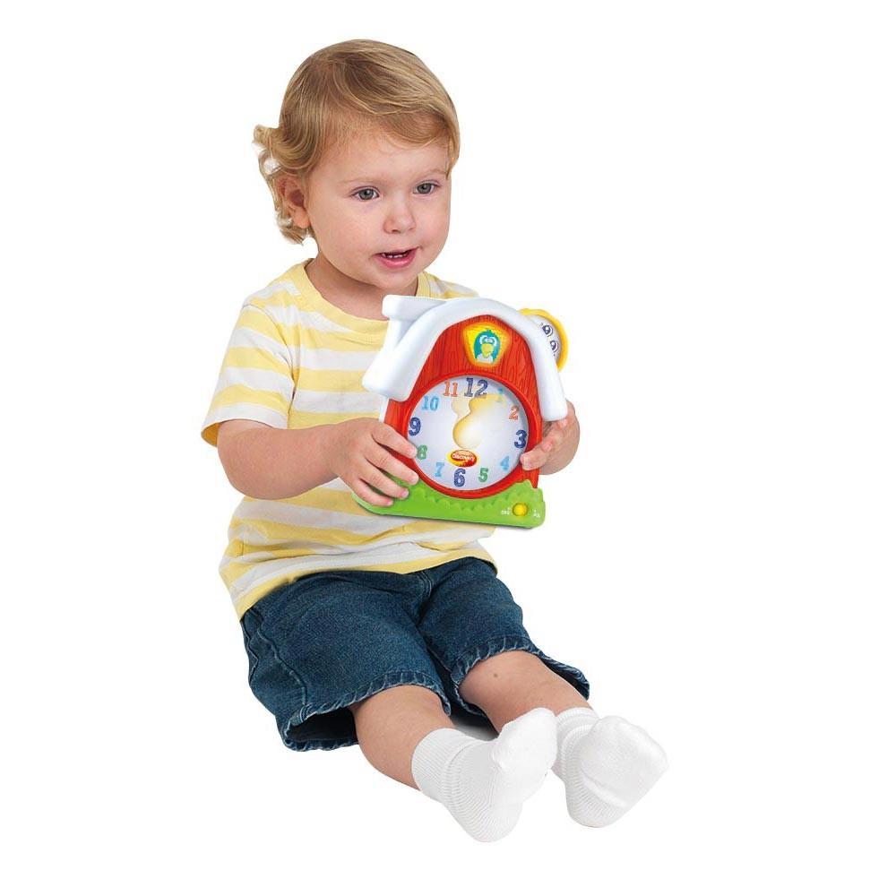 Dumel Mój pierwszy Zegar DD42567 nauka i zabawka