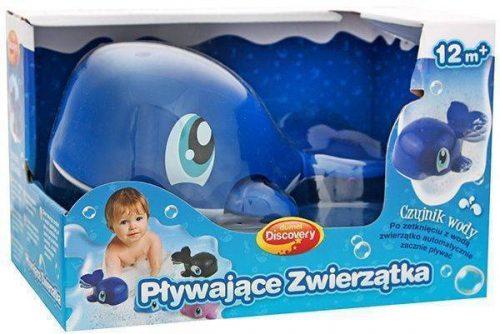 Zabawka do kąpieli pływające zwierzątka do wanny Dumel 12m+ DD431 Niebieski