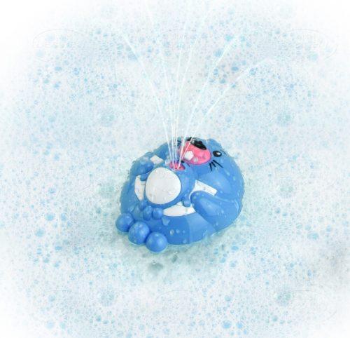 Tryskające zwierzątka do kąpieli Dumel DD4305 zabawki kąpielowe dla dzieci 12m+ Foka