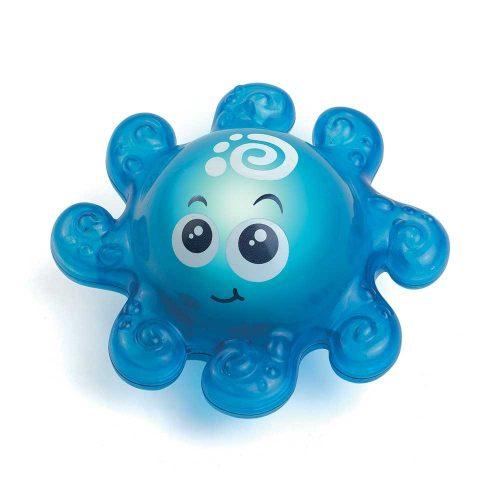 Świecące zwierzątka do kąpieli Dumel DD43180 zabawki do wanny 12m+ Niebieski