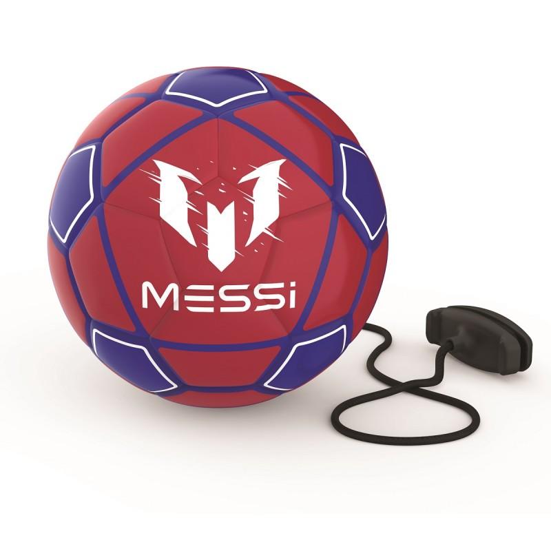 Piłka treningowa 17,5 cm  Dumel Messi Czerwona MK0081A1