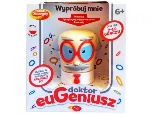 DumelDiscovery DD61270  Dr Eugeniusz - sprawdzi twoją wiedzę na różne tematy
