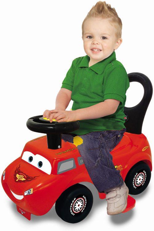 Pchacz jeździk dla dzieci samochód Cars 2w1