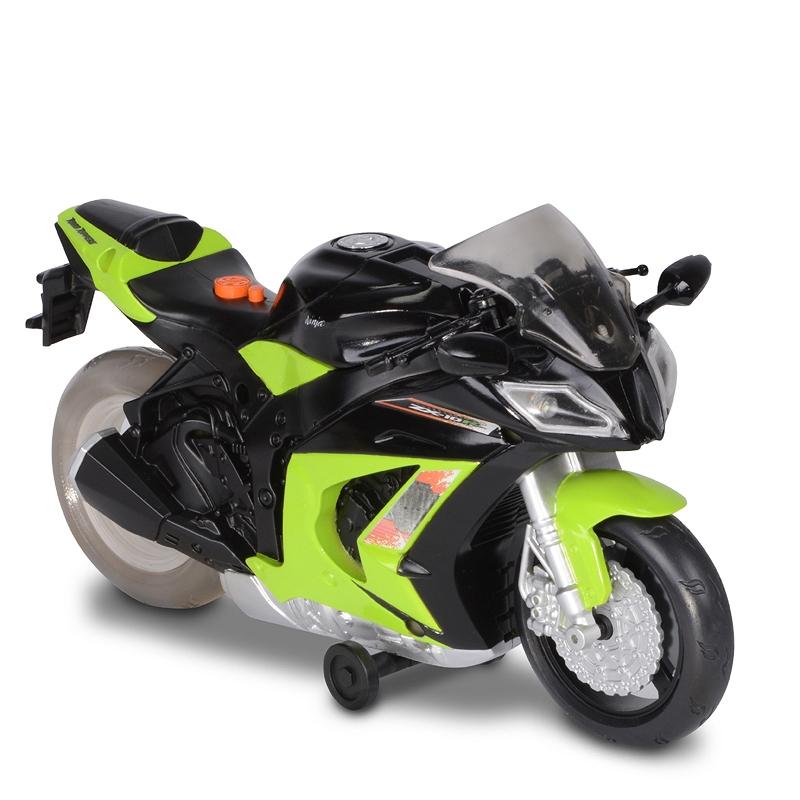 Motor Kawasaki ZX-10R Road Rippers motor z napędem dźwiekiem i światłem