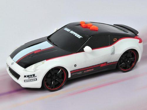 Road Rippers samochód z napędem Auto Wheelie Power Nissan 370 Z