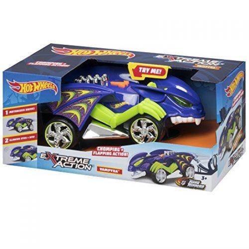 Hot Wheels Extreme Action Vampyra samochód z napędem nietoperz
