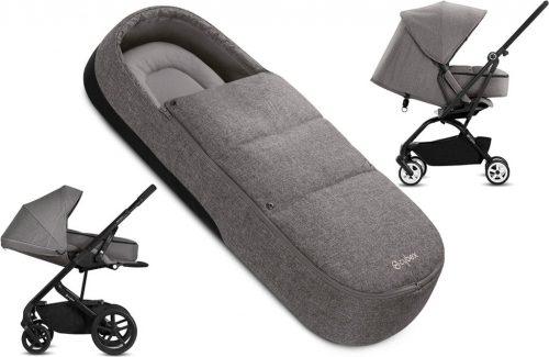 Miękka gondola z funkcją śpiworka 2-w-1 COCOON S od urodzenia do ok 6 msc życia.