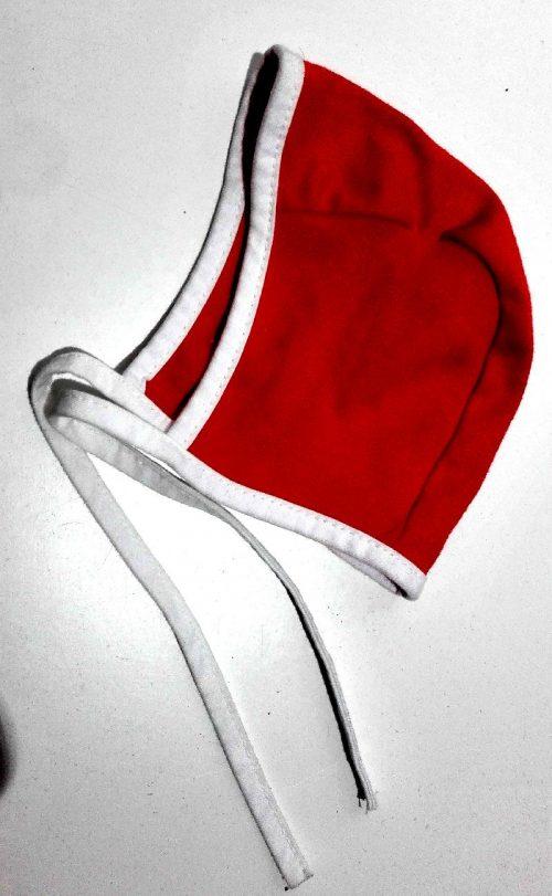 Wiązana czapeczka dla niemowląt Arazy