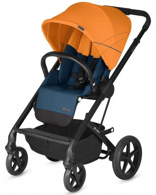 Wózek spacerowy Balios S firmy Cybex