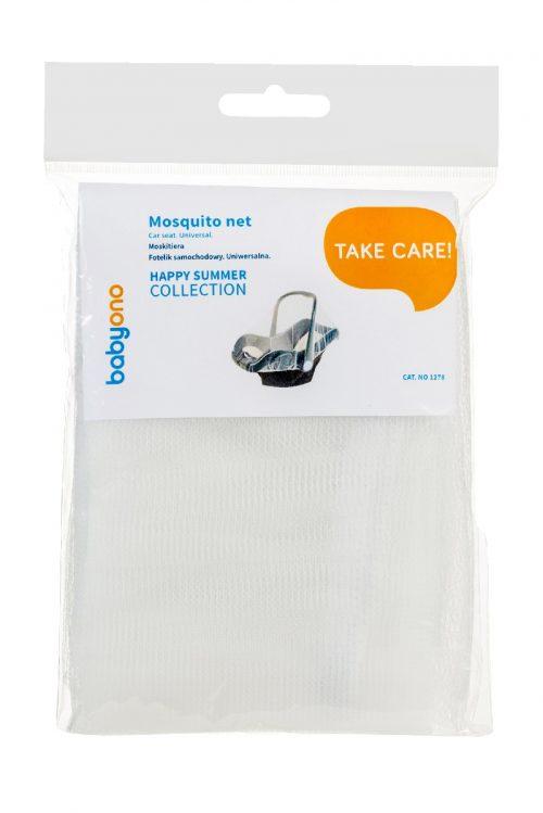 Uniwersalna moskitiera do fotelików samochodowych 0-13 kg BabyOno