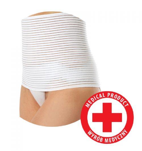 Elastyczny poporodowy pas brzuszny BabyOno rozmiar XL