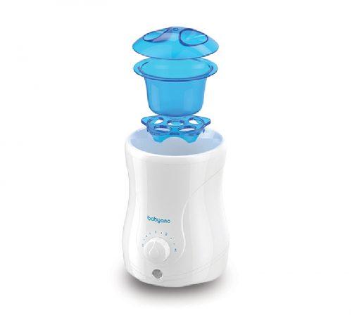 BabyOno Podgrzewacz elektryczny Natural Nursing z funkcją sterylizacji 2w1