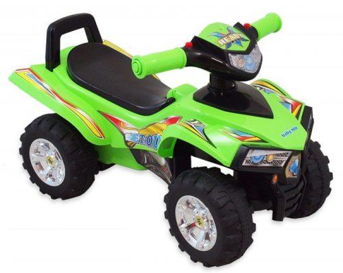 Pojazd dla dzieci Quad Baby Mix HZ551 Zielony