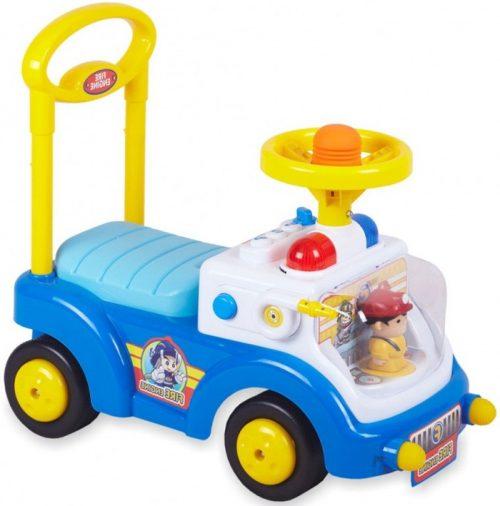 Jeździk dziecięcy Baby Mix UR-HZ-530 dla dzieci do 25 kg Blue
