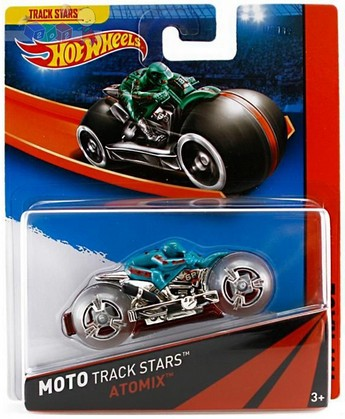 Motor rajdowy Hot Wheels Atomix BDN36 BDN44
