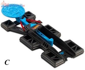 Hot Wheels Akcesoria do rozbudowy DLF06 DLF01